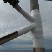 Radio Tower Repair  After