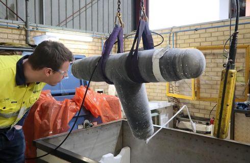 Cryogenic Testing of Technowrap